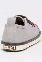 SOVIET - Canvas Sneaker Grey