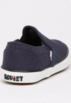 SOVIET - Slip On Sneaker Navy