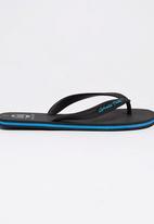 World Tribe - Ultimate Flip Flops Black