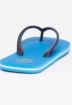 World Tribe - Ultimate Flip Flops Mid Blue