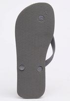 World Tribe - Ultimate Flip Flops Grey