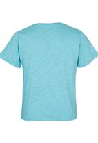 O'Neill - Printed T-Shirt Pale Blue