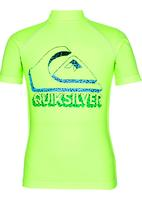 Quiksilver - Confused Boys Rashvest Yellow