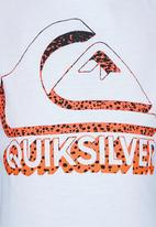 Quiksilver - Chin Up Toddlers White