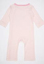 POP CANDY - Printed Jumpsuit Pale Pink
