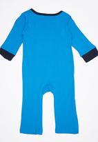 POP CANDY - Printed Jumpsuit Cobalt