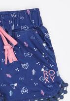 Roxy - Little Forest Shorts Blue