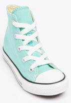 SOVIET - Pastel Green Viper High Top Sneaker Mid Green