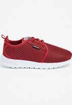 SOVIET - Holt   Sneaker Red