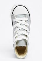 SOVIET - Light Grey Viper High Top Sneaker Pale Grey