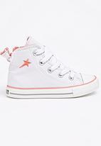 SOVIET - Noella High Top Sneaker White