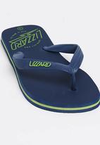 Lizzard - Lizzard Flip Flops Navy