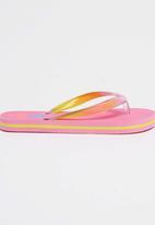 Lizzy - Lizzy  Flip Flops Mid Pink