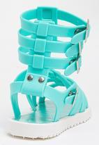 Jelly Jane - Gladiator Sandal Mid Green