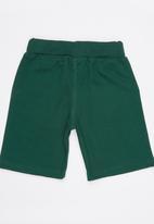 POP CANDY - Boys Fleece Shorts Mid Green