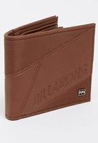 Billabong  - Slice Wallet Dark Brown