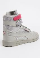 b01c83cd778b Sky II Hi Future Minimal Sneakers Mid Grey PUMA Sneakers ...