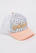 Billabong  - Beach Wave Truckers White