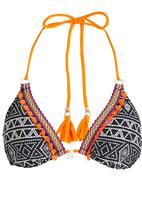 Banana Moon - Sliding Triangle Mineola Bikini Top Multi-colour