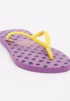 Havaianas - Slim Fresh Flip Flop Mid Purple