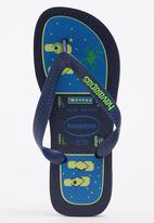 Havaianas - Kids Radical   Flip Flops Mid Blue