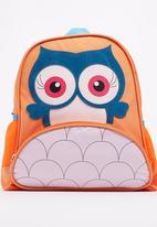 Soobe - Owl  Back Pack Multi-colour