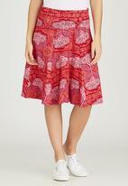 Sway - Traveller Skirt Red