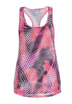 OTG - OTG by Fit Printed Cami Vest Red