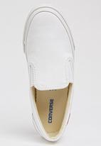 Converse - Chuck Taylor Core Slip   Sneaker White