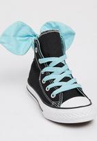 Converse - Chuck Taylor Bow Back Fundamental High Top Sneake Black