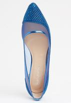 Footwork - Ballerina Pumps Blue