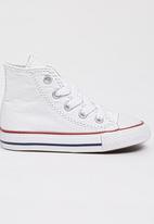Converse - Chuck Taylor  High Top Sneaker White