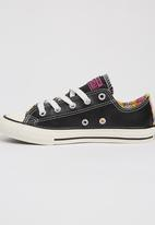 Converse - Chuck Taylor Camp Craft  Sneaker Black