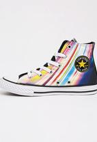 Converse - Chuck Taylor Chasing  Firflies  High Top Sneaker Multi-colour