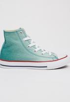 Converse - Chuck Taylor Sunwash  High Top  Sneaker Pale Blue