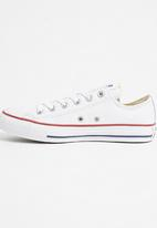 Converse - Leather Chuck Taylor All Star Low White