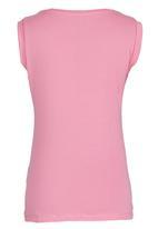 GUESS - Logo Tank Pale Pink