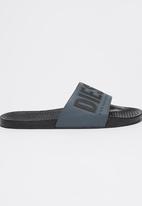 Diesel  - Diesel Freestyle Sandals Grey