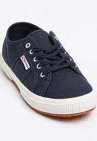 SUPERGA - Junior Classic Sneaker Navy