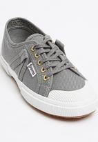 SUPERGA - Century  Sneaker Grey