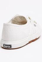 SUPERGA - Century  Sneaker White