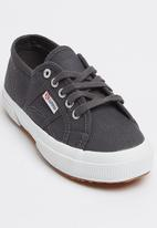 SUPERGA - Junior Classic Sneaker Grey