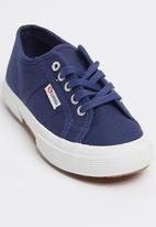 SUPERGA - Junior Classic Sneaker Mid Blue