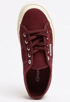 SUPERGA - Junior Classic Sneaker Dark Red