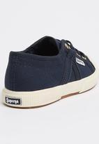 SUPERGA - Century  Sneaker Navy