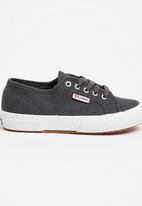 SUPERGA - Junior Classic Sneaker Grey