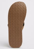Kustom - Vego Sandals Tan