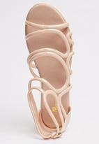 Candy's - Strappy Sandal Neutral