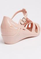 Candy's - Girls Sandal With Kitten Heel Pale Pink