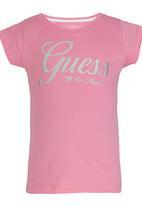 GUESS - Guess La Tee Pale Pink